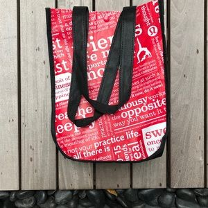 LuluLemon | Small Bag with handles.